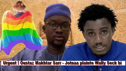 Urgent Oustaz Makhtar Sarr Jotnaa Plainte Wally Seck Di Wakh Senegalaise Yi