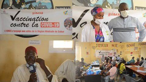 Vaccin Contre La Covid19 Lancs Sengage Aux Cotes De La Population De Pikine Guinawe Rail 0Hszlwir9H4 Image