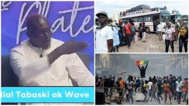 Vers Un Confinement Assane Diouf Appelle Les Senegalais A Ne Pas Se Laisser Faire In9Odiephhm Image