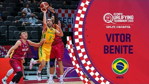 Vitor Benite Unstoppable Vs Mexico Tcl Player Of The Game Fiba Oqt 2020 Nqmo36Cymrs Image