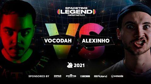 Vocodah Vs Alexinho Spacetime Legends 2021 Gqoolmgb3Rq Image