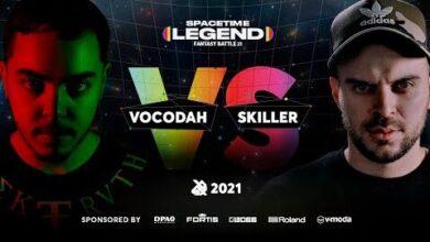 Vocodah Vs Skiller Spacetime Legends 2021 Nthzdtse9We Image