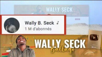 Wally Seck Premier Artiste Senegalais A Avoir Atteint Les 1Millions Dabonnes Sur Youtube O0Yswgokcoo Image