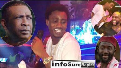 Wally Seck Rend Un Vibrant Hommage A Youssou Ndour Et Doro Gueye Pdg Devant Un Public Surexcite Jj40Qy3Ydbo Image