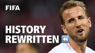 What If Kane Had Sent England Into The 2018 Fifa World Cup Final 7Kgdfdryua4 Image