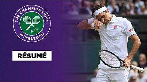 Wimbledon Resume Federer Balaye Par La Surprise Hurkacz Rb6Bqojbize Image