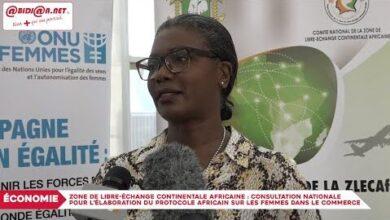 Zone De Libre Echange Continentale Africaine Consultation Nationale Pour Lelaboration Kdj Aap8Amu Image