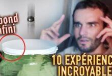 10 Experiences Scientifiques Incroyables Dyqrug8Z5Hy Image