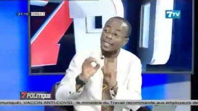 Abdou Mbow Sur La Hausse Des Cas De Covid Lopposition Montre Une Irresponsabilite 51Trwseqahg Image