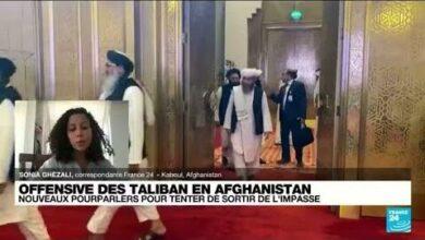 Afghanistan Les Taliban Progressent Dans Le Sud Et Semparent De La Capitale Du Helmand Dbislnybpq0 Image