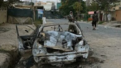 Afghanistan Levacuation Des Militaires Americains Touche A Sa Fin O France 24 Bn2V4Trgalq Image