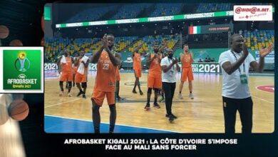 Afrobasket Kigali 2021 La Cote Divoire Simpose Face Au Mali Sans Forcer Lt 9Zbjw6Pk Image