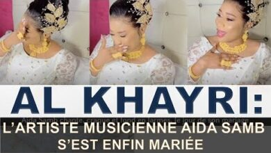 Al Khayri Aida Samb Sest Enfin Mariee Avec Un Millionnaire Gambien Tamkharit Koukande Se Prepare Bz Gbq9Mztc Image