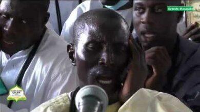 Allahou Akbar Mawahibu Kourelou Hizbut 313 Personnes A La Grande Journee Khassida Touba Fhfintak87I Image