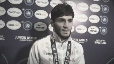 An Interview With Evgenii Baidusov Rus Interview Junior World Championship 2021 In Ufa Rus Vvtivfgx4Tc Image