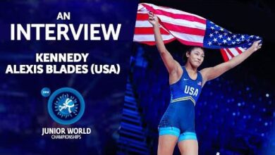 An Interview With Kennedy Alexis Blades Usa Junior World Championships 2021 In Ufa Kle1Dfponvg Image
