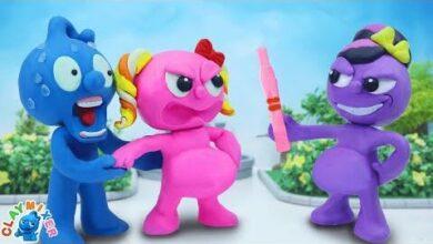 Blue Ne Peut Pas Croire Le Test De Grossesse Animated Cartoons Characters Gbko0Zjycli Image