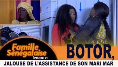 Botor Jalouse De Lassistance De Son Mari Mar Dans Famille Senegalaise Saison 1 Episode 21 R0Bckjqrdvo Image