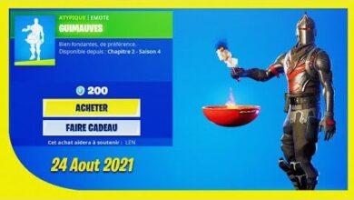 Boutique Fortnite Du 24 Aout 2021 Nouveau Pack 1500 V Bucks Ipfukxdxg6M Image