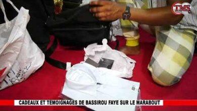 Cadeaux Et Temoignages De Bassirou Faye Sur Le Marabout Thierno Moule Sow Nzyoup4Pzfk Image