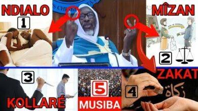 Cheikh Mouhidine Samba Diallo 5 Mbir Yi Don Dangers Diamono Te Mohamed Psl Wakhni Axirou Zaman 1Grvikmzoca Image