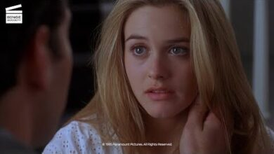 Clueless Cher Et Josh Sembrassent Clip Hd Y S4Hirkysw Image