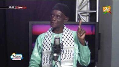 Comment Se Passe Les Elections De Jamra Mame Makhtar Gueye Sur La Structuration De Jamra Skgbn5Nikdo Image