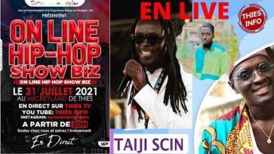 Concert De Rap Oneline Hip Hop Show Biz En Direct De Thies Mg3Oy7Qpdvs Image