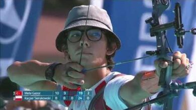 Condensed Mete Gazoz Wins Ticket To Tokyo 2020 Olympic Games Jjp9W0G0Jta Image