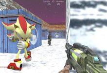 Counter Strike Zombie Escape Mod Ze Biomescape Dp On Isr Ft White Sonic The Hedgehog Rrkh58Zve7W Image