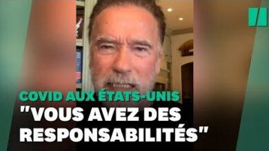 Covid Arnold Schwarzenegger A Un Message Tres Clair Pour Les Sceptiques 1I4F 4Mz4Wq Image