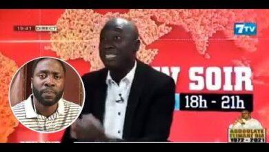Dame Mbodji Sur Laffaire Kilifeu Cest Triste Parce Que Pwur90 Lvv8 Image