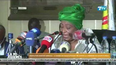 Demolition Marche Sandaga La Mairie De Dakar Attaque En Justice La Commune De Dakar Plateau C Nwsdhmwvi Image
