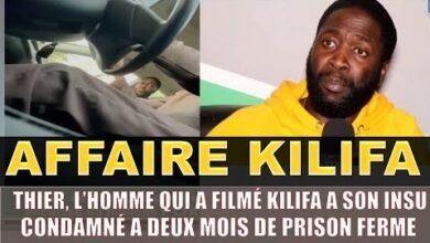 Derniere Minute Lhomme Qui A Filme Kilifeu Condamne A 02 Mois De Prison Et La Suite E3Ovquif2Us Image