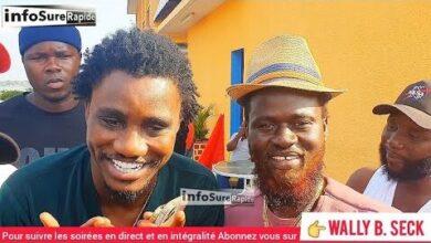 Deuxieme Jour De Wally Ballago Seck A Abidjan Enchaine Des Interviews Aux Radios Et Televisions Zi8Jia4Skak Image
