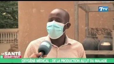 Diaga Thior Ingenieur Biomedical Nous Parle De Loxygene Medical De La Production Au Lit Du Malade Iuyzomg7Oji Image