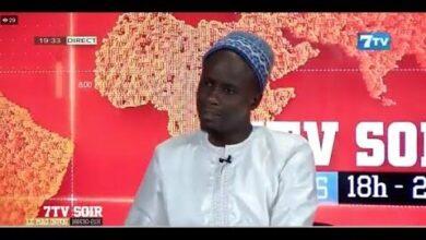 Direct 7Tv Soir Babou Ndour Recoit Malale Talla Fou Maladerappeur Activiste De Yen A Mar Qrovo7Wgjho Image