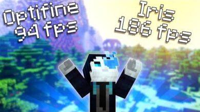 Doubler Votre Fps Avec Shaders Dans Minecraft I96A 8Svfme Image