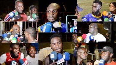 Du Jamais Vu Comedie Dakar Vs Comedie Thies Les Temps Forts Du Match Au Stade Ndiareme Gqpzrfsar4G Image