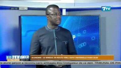 Economie Le Senegal En Route Vers Lexpo Universelle Dubai 20 20 9Og0Vvncfgu Image