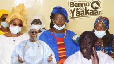 Elections Locales Les Femmes De Bby Guediawaye Se Prononcent Investiroune Ken Lou Coalition Bi N0Orcknqtus Image