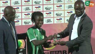 Elim Ldc F Caf Finale Ufoa B Rivers Angelsnigeria Vs Hasaacas Ladies Ghana Xosmuamfeho Image
