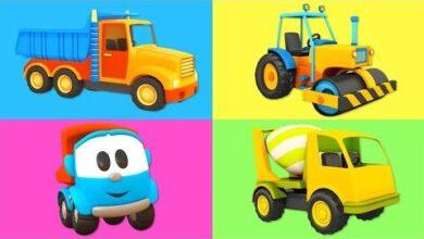 En Direct Dessins Animes Pour Enfants Leo Le Camion Curieux Et Les Vehicules Differents 6J9Wc0X5Tgc Image