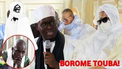 En Direct Serigne Touba Ak Yonente Bi Serigne Ahmadou Mbacke Wactayou Journee Qassida Touba Nxbe1Xldllc Image