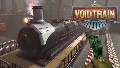 Endlich Die Lokomotive Erforscht Voidtrain Deutsch 9Updph8Mtqi Image