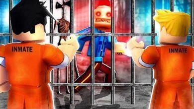 Enfermes Dans La Pire Prison De Roblox Escape Siren Cops Prison Hbs2Fqflx3U Image