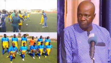 Entretien Exclusif Avec Le Coach Alioune Mbaye De Gfc Pourquoi Jai Demissionne A Deux Journees Hd6C2Xav5Vk Image