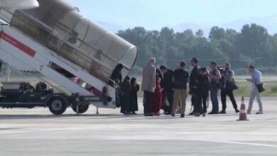 Familias Do Daesh Repatriadas V63Oedbv8C0 Image