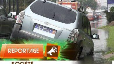 Forte Pluie A Abidjan De Nombreux Degats Enregistres Xzhyihp48Ok Image