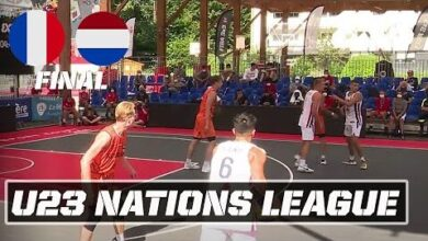 France Vs Netherlands Mens Final Full Game U23 Nations League 2021 Europe America Stop 4 1C7Rvivjzl8 Image